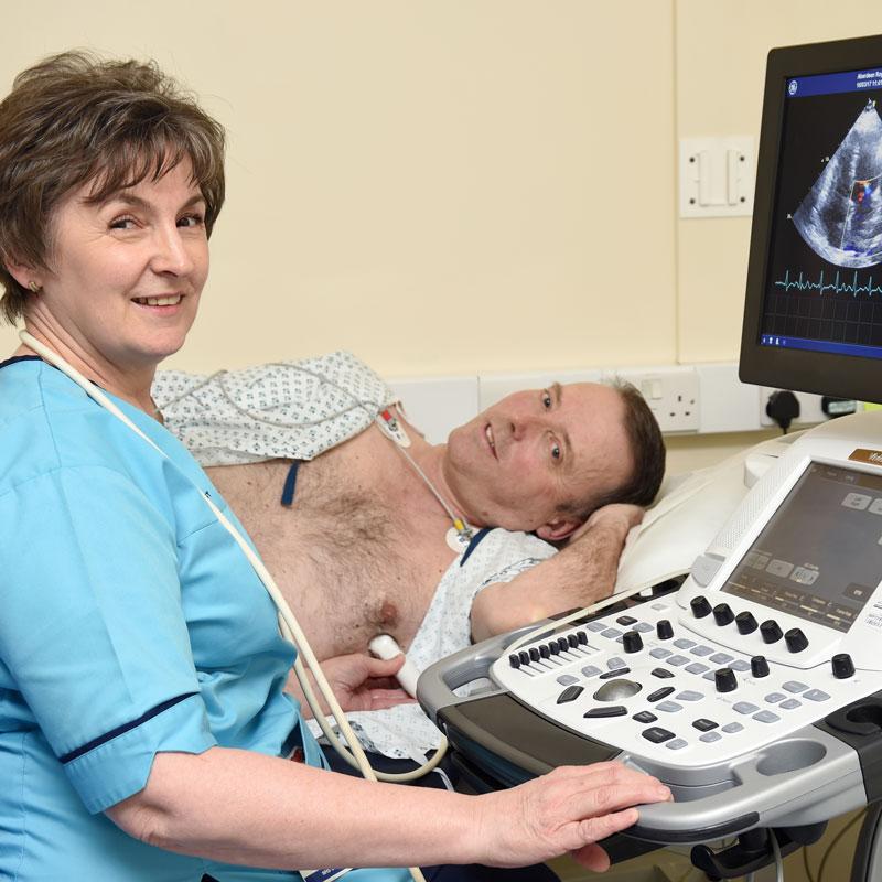 Cardiology ECHO Scanner