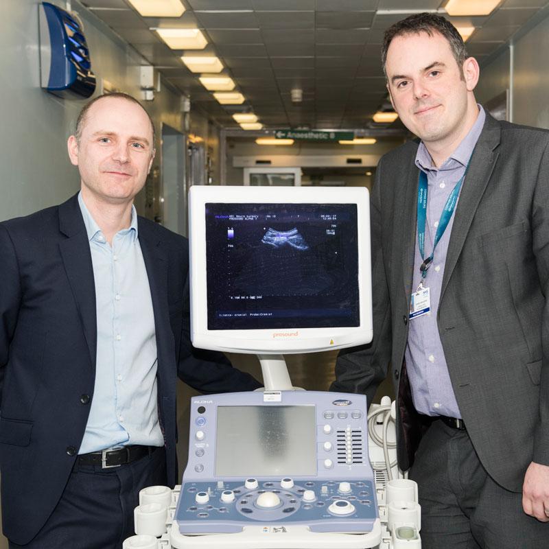 Neurosurgery Ultrasound and Microscope