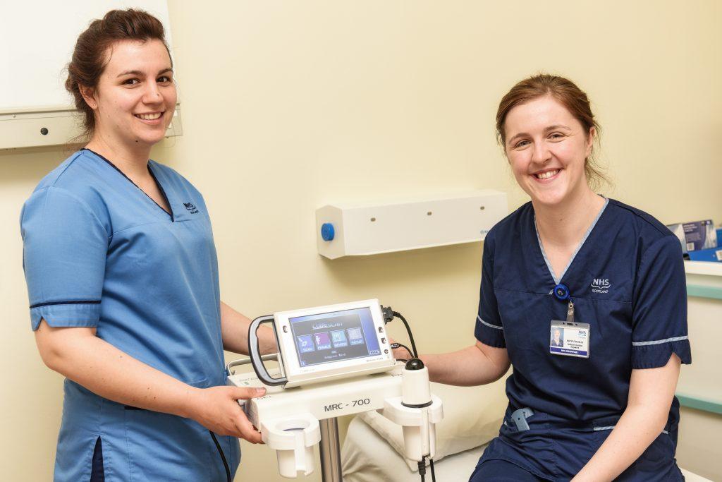Maternity Hospital Bladder Scanner